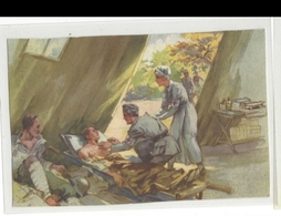 2764 - DRK Postkarte. Propaganda - Deutschland