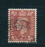 Groot-Brittannië/United Kingdom/Grande-Bretagne/Grossbritannien 1951 Mi: 249 Z Yt: 254 A (Gebr/used/obl/o)(3572) - 1902-1951 (Koningen)