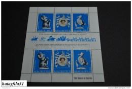 MAURITIUS  1978   Mi. 456 - 458   **  Postfrisch   Klb.      ( BOX 2 ) - Mauritius (1968-...)