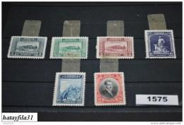 Türkei   1929  Mi. 885 - 890  *  Ungebraucht  Freimarken Satz - Nuevos