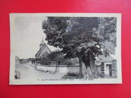 CPA 27 SAINT GEORGES MOTEL LE GROS ORME - Saint-Georges-Motel