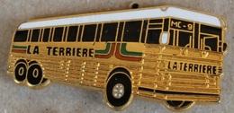 BUS - CAR - SCOLAIRE - LA TERRIERE - ME-9 - TRANSPORT PUBLIC  -     (20) - Transportation
