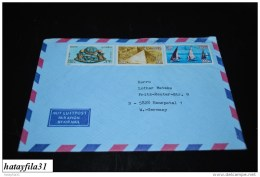 Ägypten      /  Luftpostbrief   Nach  Deutschland   ( T -  77 ) - Poste Aérienne