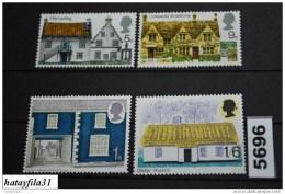 Großbritannien   /     1970    Mi. 535 - 538  **   Postfrisch - Nuovi