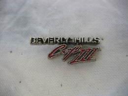 """Pin's Du  Feuilleton Télévisé Américain """"BEVERLY HILLS"""", Cop III - Films"""