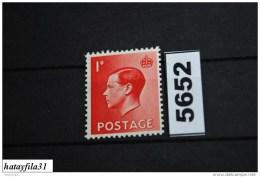 Großbritannien   /     1936   Mi. 142 Z   **   Postfrisch - 1902-1951 (Könige)