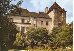 CP 28 France - Senonches, Château - Frankrijk