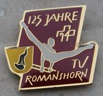 GYMNASTIQUE - GYM - 125 JAHRE TV ROMANSHORN - SUISSE - 125 ANS  - AGRES - CHEVAL -     (20) - Gymnastics