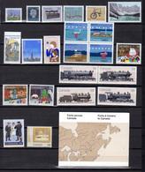 1985   Canada, Timbres Année 1985, Entre Yv. 913 Et 945**, Cote 57,90 €, - 1952-.... Règne D'Elizabeth II