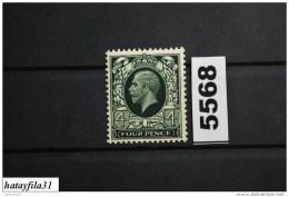 Großbritannien  1935  Mi. 181 X    **   Postfrisch  ( Geprüft ) - Ungebraucht