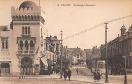 Calais Tramway Cinéma Alhambra - Calais