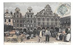 (20598-62) Arras - Le Marché Du Samedi Sur La Grand'Place - Arras