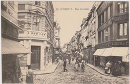 CARTE POSTALE   EVREUX 27  Rue Grande - Evreux