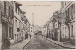CARTE POSTALE   LOUVIERS 27  Rue Des Quatre Moulins - Louviers