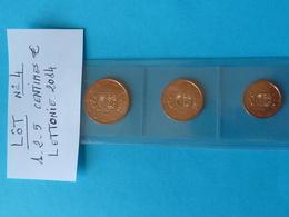 LOT  N° 4 -  PIECES  EURO  (  Voir Description Et Photos  ) - Lettonie