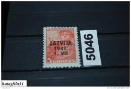 Deutsche Besetzung  Letland  1939 /1945 Mi . 1 ** Postfrisch - Besetzungen 1938-45