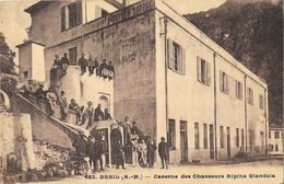 Breil Sur Roya (Alpes-Maritimes) - Caserne Des Chasseurs Alpins - Giandola (ligne Maginot) - Casernes