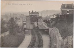 CARTE POSTALE   BAS  MEUDON 92  La Gare - Meudon