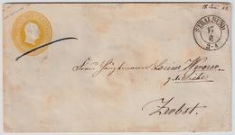 """GA """" Stralsund """" 3 Sgr.   , #a679 - Preussen"""