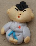 JUDOKA JAPONAIS EN RELIEF - JUDO         (20) - Judo