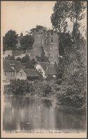 Une Vue Sur L'Indrois, Montrésor, Indre-et-Loire, C.1910s - Lévy Neurdein CPA LL9 - Montrésor