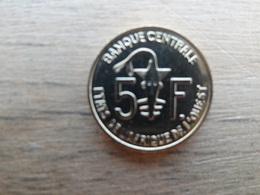West  Africa  5  Francs  2011  Km 2  Neuve - Autres – Afrique