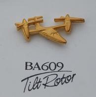 AVION DORE  - BA 609 - TILT ROTOR -     (20) - Airplanes