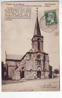 08. MONTHERME . VALLEE DE LA MEUSE . SAINT ANTOINE DES HAUTS BUTTES . L'EGLISE . Editeur L. HENRY - Montherme