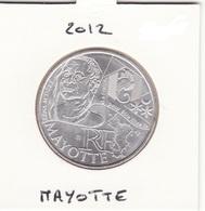 10e 2012 MAYOTTE - France