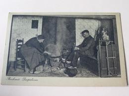 BRABANTS DORPSLEVEN : SPEK Oan 't BAKKE Veur Vanmiddag ( Rembrandt N° 4 ) Anno 1948 ( Zie Foto Voor Details ) !! - Pays-Bas