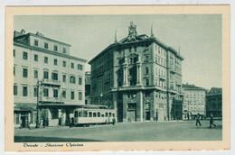 C.P.  PICCOLA    TRIESTE    STAZIONE  OPICINA       (NUOVA) - Udine