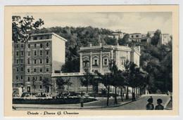 C.P.  PICCOLA    TRIESTE    PIAZZA   G.  VENEZIAN          (NUOVA) - Udine