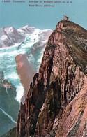 Chamonix (74) - Sommet Du Brévent Et Le Mont-Blanc - Be - Non Voyagée - Couleur - Chamonix-Mont-Blanc