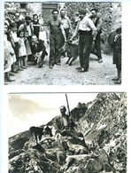 BTPYS ANDORRE  Lot De 2 Cartes, Chasse Au Sanglier Et Chasse à L'Isard - Andorre