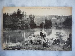 Au Bord De La Dordogne à COPEYRE -- Cirque De MONTVALENT (Lot) - France