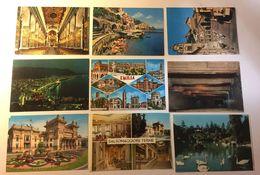 Lotto Cartoline - Salsomaggiore Terme Emilia Amalfi Salerno Siracusa - Cartes Postales