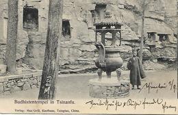 1905 - JINAU, Tsinanfu, Gute Zustand, 2 Scan - China