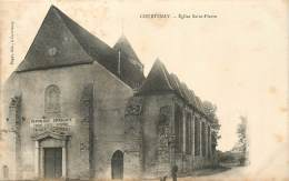 COURTENAY EGLISE SAINT PIERRE - Courtenay