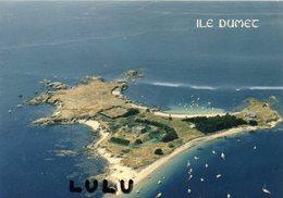 DEPT 44 : édit. Jos Le Doaré N° V 1881 : Piriac , L Ile Dumet Le Fort Située A 6 Km De Piriac Est Une Réserve D Oiseaux - Piriac Sur Mer