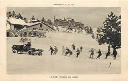 LE MONT REVARD EN HIVER 1929 - Autres Communes