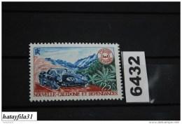 Neukaledonien    1968    Mi. 463  ** Postfrisch   /  2. Neukaledonien - Motorsafari - Neufs