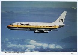 MONARCH AIRLINES BOEING 737 - 1946-....: Moderne