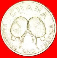 # DRUMS: GHANA ★ 5 CEDIS 1984!  LOW START ★ NO RESERVE! - Ghana