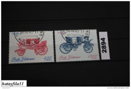 Vatikan   1985    Mi. 880 A - 881 A    Gestempelt - Used Stamps