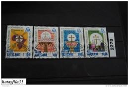Vatikan   1985    Mi. 876 - 879    Gestempelt - Used Stamps