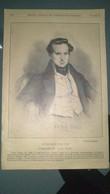 Affiche (dessin) - VICTOR HUGO (1802.1885) - Posters