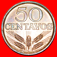 # WHEAT (1969-1979): PORTUGAL ★ 50 CENTAVOS 1979 MINT LUSTER! LOW START ★ NO RESERVE! - Portugal