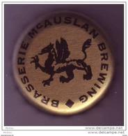 Canada, Capsule De Bière , Brasserie McAuslan Brewing, Griffon, Mythologie, Mythology, Beer Cap, Griffin - Bière