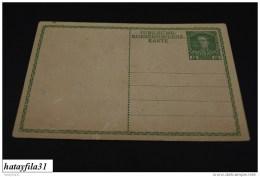 Österreich  Ganzsache  Kaiser Franz Josef Jubiläums  Postkarte 1848 - 1908 / Ungebraucht   ( T - 80 ) - Ganzsachen