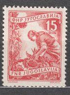 Yugoslavia Republic 1951 Mi#681 Mint Hinged - 1945-1992 Socialistische Federale Republiek Joegoslavië